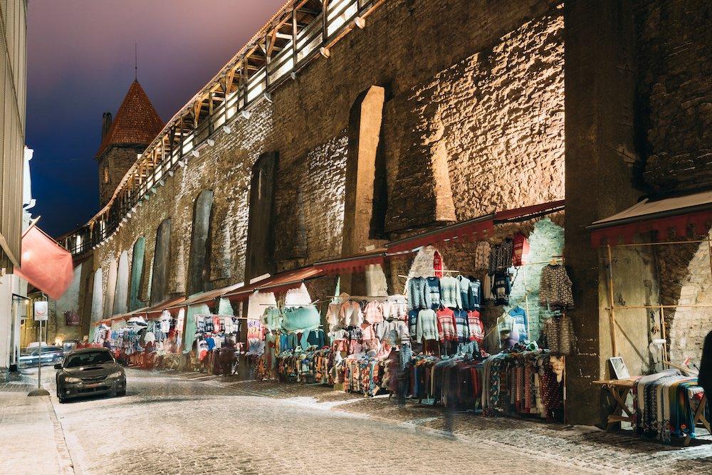 קניות בטאלין בירת אסטוניה – קניונים, שווקים וכל מה שביניהם